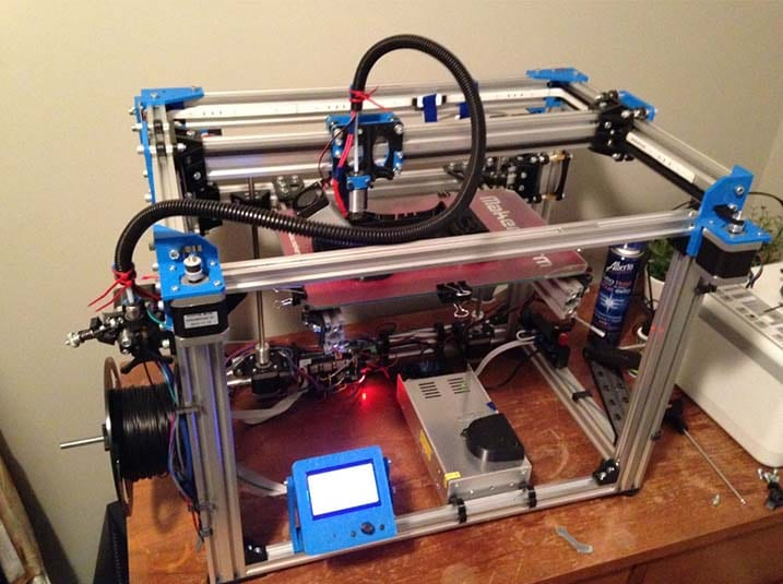 C-Bot  DIY 3D Printer