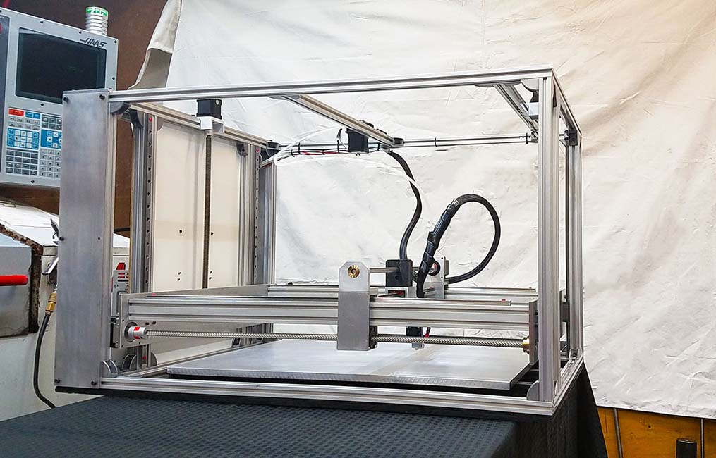 Workhorse 3D Printer