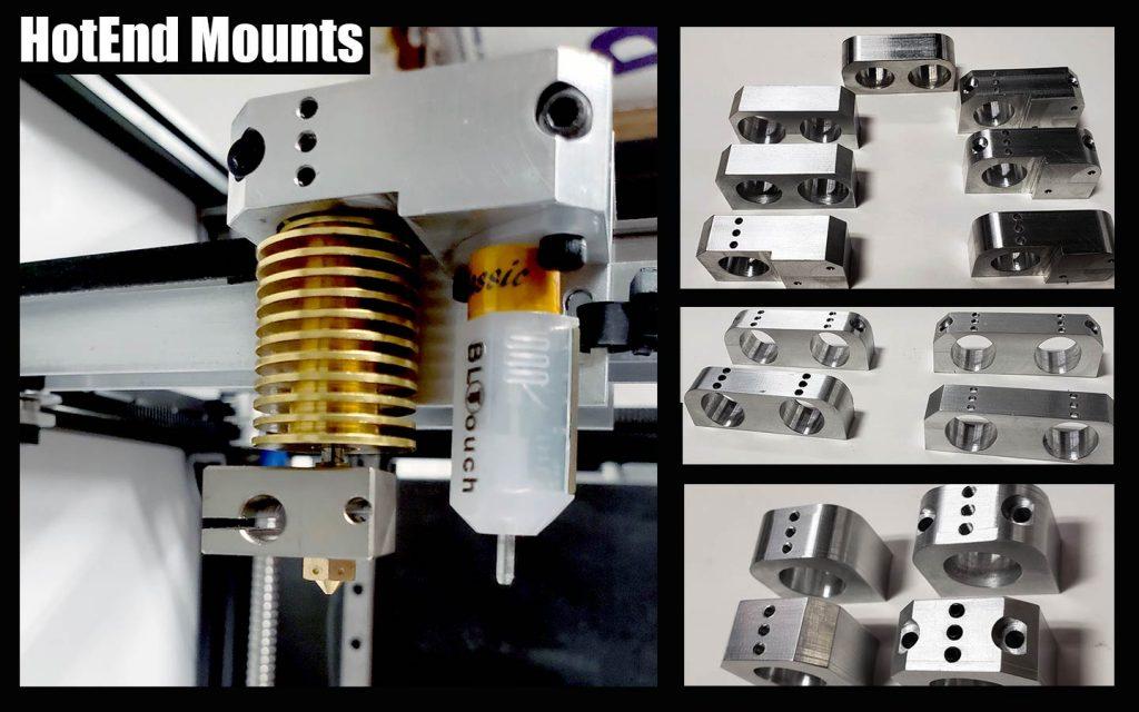 Hotend Mounts