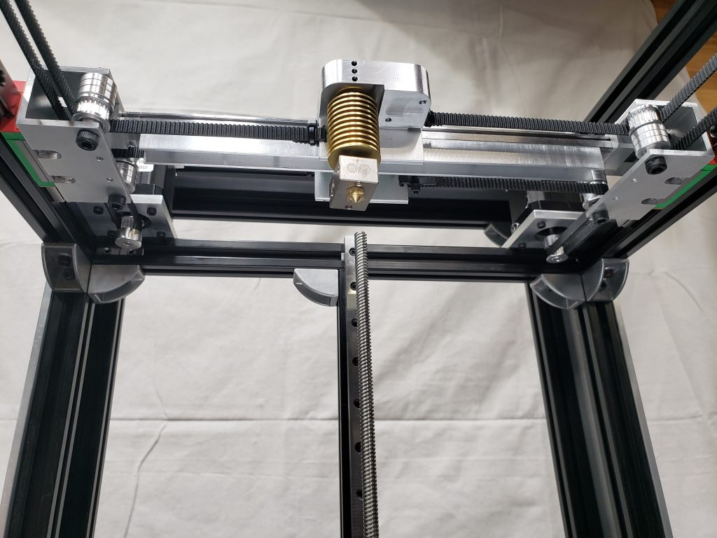 SolidCore Carriage Belt Path