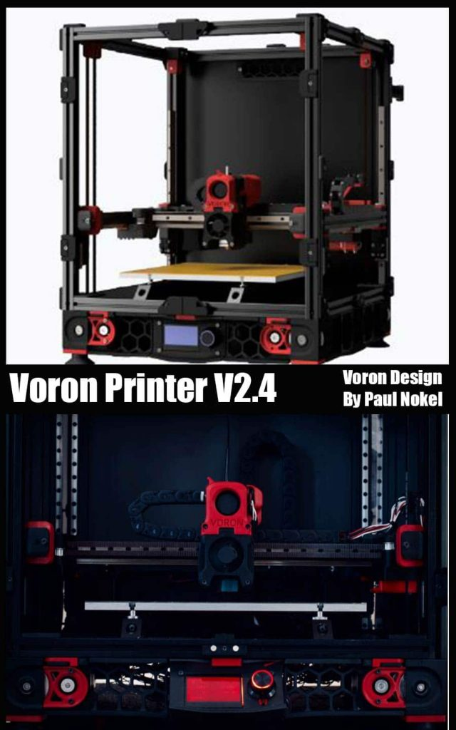 Voron Printer V2 By Paul Nokel
