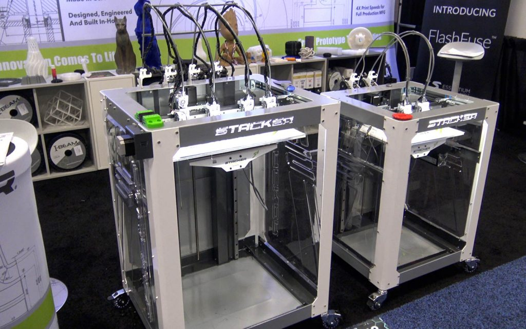 Stacker 3D Printers