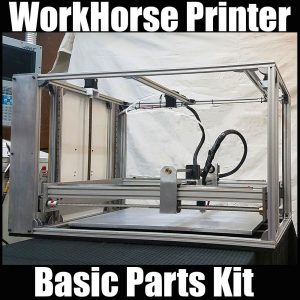 WorkHorse Printer Parts Kit