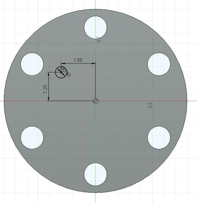 Fusion 360 Tutorial-Circular Pattern-Rectangular Pattern 12
