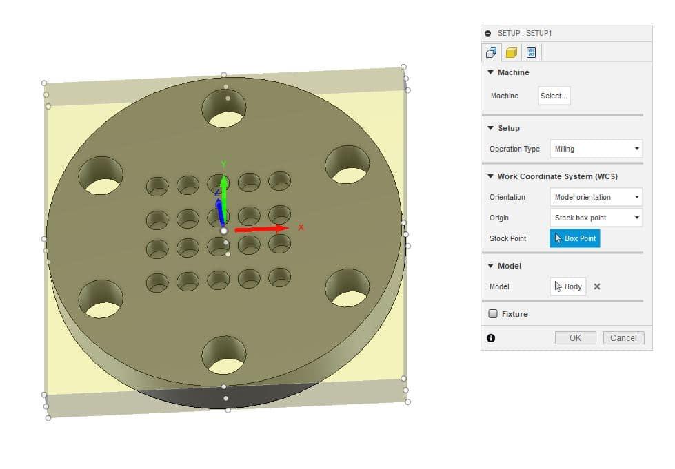 Fusion 360 CAM Tutorial-Mill 3
