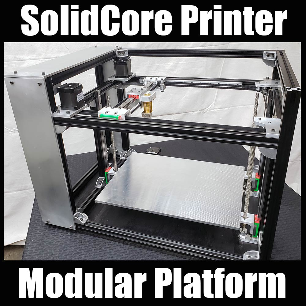 SolidCore 3D Printer