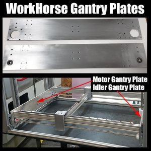 WorkHorse Gantry Plates